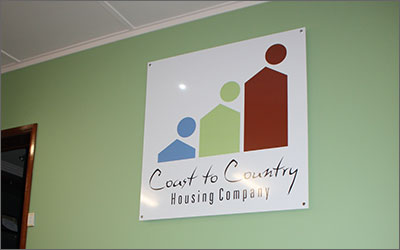 Internal Signs. LJMDesign Provides Quality Printing, Signs and Websites. Cairns and Townsville North Queensland.